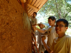 LWS Plastering classroom
