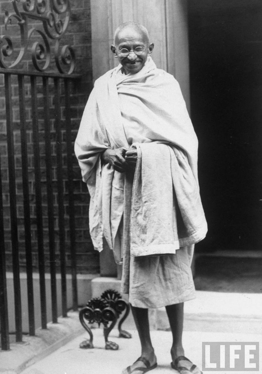 gandhiji standing coloring pages - photo#29