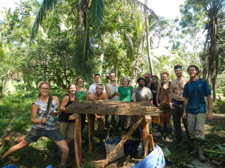 Thank You all participants of the 2014 Costa Rica, Natural Living School Experience.  It was so much fun having you Join our family.